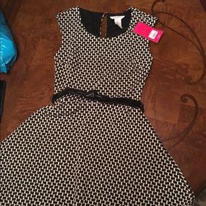Candied Peplum Dress
